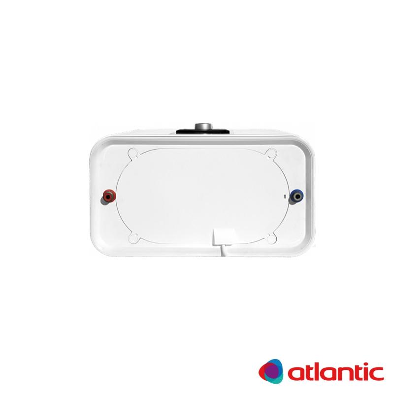 Вид снизу водонагревателя Atlantic Vertigo Steatite 30 MP 025F220-2-EC