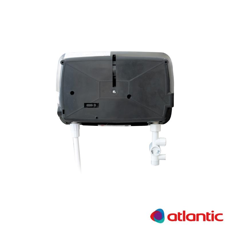 Вид сзади проточный водонагрвеватель Atlantic серия Ivory IV202 SB
